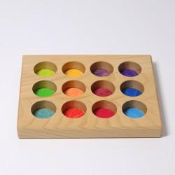 Grimms sorting board klassiske farver-20