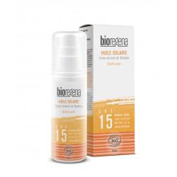 Bioregena spray solcreme faktor 15-20