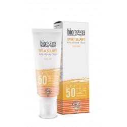 Bioregena spray solcreme faktor 50-20