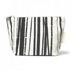 Bo Weevil mellem kosmetik taske stripes-20