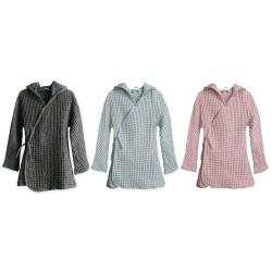 The Organic Company junior bathrobe | badekåber 6-8 år flere farver-20