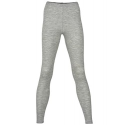 Engel dame leggings uld and silke grå-20