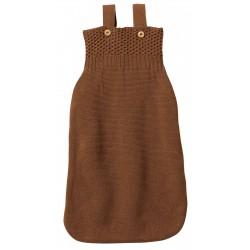 DISANA sovepose i økologisk merinould hazelnut-20