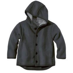 DISANA | uldjakke | kogt uld |antracit-20