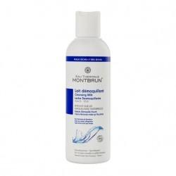 Montbrun økologisk make-up fjerner rensemælk tør and sart hud-20