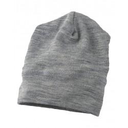 Engel babyhue uld and silke grå melange-20