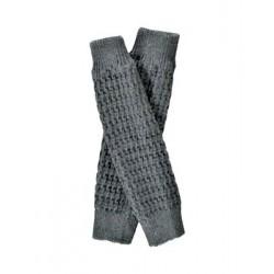 Grödo benvarmere børn økologisk uld 35 cm. grå-20