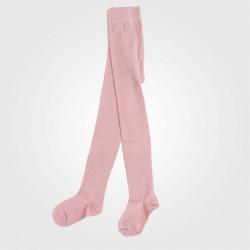 Grödo strømpebukser uld and bomuld rosa-20