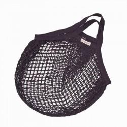 Bo Weevil stringbag granny´s hæklet net antrazitgrå-20