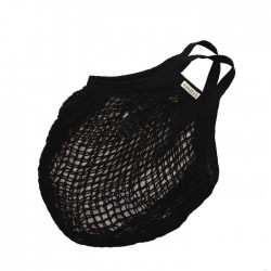 Bo Weevil stringbag granny´s hæklet net sort-20