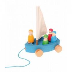 Grimms sejlbåd med 4 passagerer-20