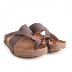 Haflinger sandaler Bio Jack brun-20