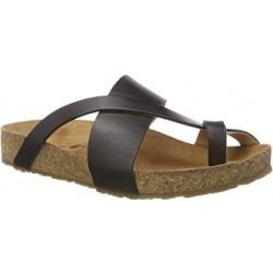 Haflinger sandaler Bio Jack sort-20