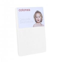 COTONEA økologisk stræklagen til topmadras hvid-20