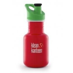Klean Kanteen 355 ml. drikkedunk Mineral Red sportscap-20