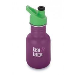Klean Kanteen 355 ml. drikkedunk winter plum sportscap-20