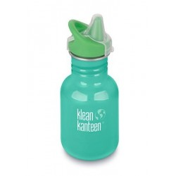 Klean Kanteen 355 ml. Sea Creast sippy cap-20