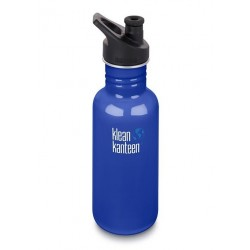 Klean Kanteen 532 ml. drikkedunk coastal waters sportscap-20