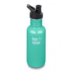 Klean Kanteen 532 ml. drikkedunk Sea Creast sportscap-20