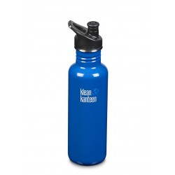 Klean Kanteen 800 ml. Coastal Waters sportscap-20