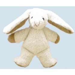 Kallisto økologisk bamse hvid kanin-20