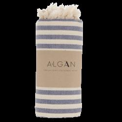 Algan Kavun badehåndklæde 85x180 cm. marine-20