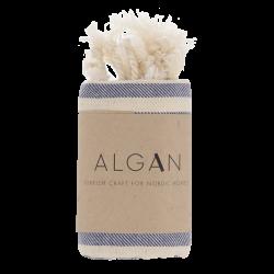 Algan Kavun gæstehåndklæde 45x90 cm. marine-20