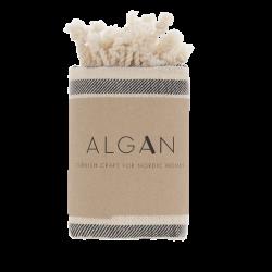 Algan Kavun gæstehåndklæde 45x90 cm. sort-20