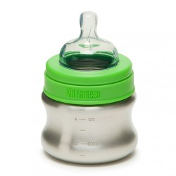 Klean Kanteen sutteflaske i stål 148 ml.-20