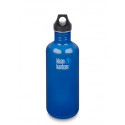 Klean Kanteen 1182 ml. Blue Planet skruelåg-20