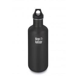Klean Kanteen 1182 ml. Shale Black skruelåg-20