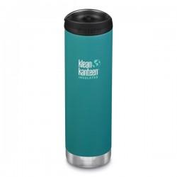 Klean Kanteen TKWIDE termoflaske 591 ml. café cap emerald bay-20