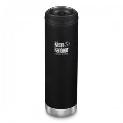 Klean Kanteen TKWIDE termoflaske 591 ml. café cap shale black-20
