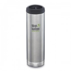 Klean Kanteen TKWIDE termoflaske 591 ml. café cap stål-20