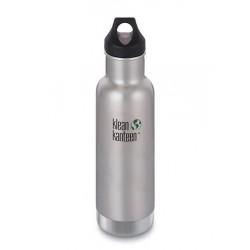 Klean Kanteen termoflaske 592 ml. børstet stål-20