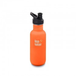Klean Kanteen 532 ml. drikkedunk sierra sunset sportscap-20
