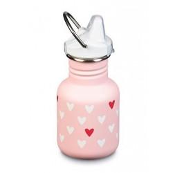 Klean Kanteen 355 ml. millenial hearts sippy cap-20