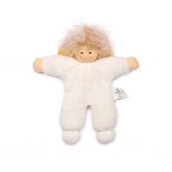 Nanchen lille engel med hår natur-20