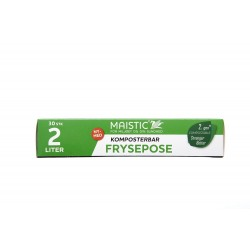 Maistic Bio Group plastfri frysepose 2 liter 30 stk.-20