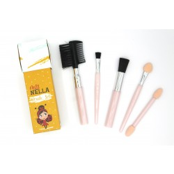 Miss Nella brush set 5 dele-20