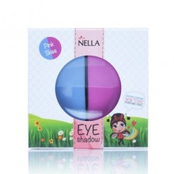 Miss Nella giftfrit make-up øjenskygge pink skies-20