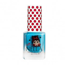 Miss Nella-neglelak mermaid blue-20