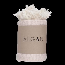 Algan Nane gæstehåndklæde 65x100 cm. pudder-20