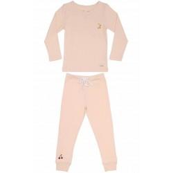 Snork Copenhagen pyjamas Olga delicate pink-20