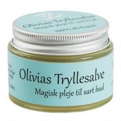 Olivias Tryllesalve magisk pleje til sart hud 100% økologisk-20