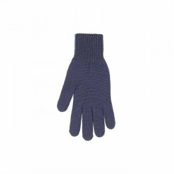 Pure Pure fingerhandsker uld marine-20