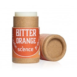 Scence økologisk and vegansk læbepomade bitter orange-20