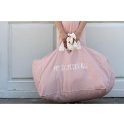 snork copenhagen sleepover bag/weekendtaske rosa-20
