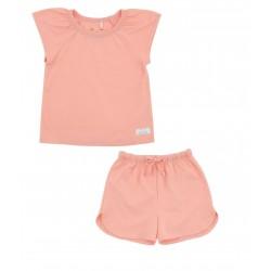 Snork Copenhagen SELMA pyjamas peach blush-20