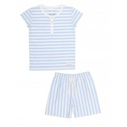 Snork Copenhagen Wilhelm pyjamas seastripes-20